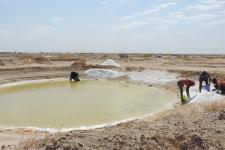 Les puits de sel - Sine Saloum