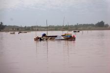 Le Lac Rose - Sénégal