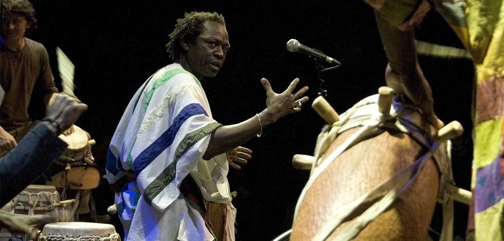 La musique et la danse au Sénégal
